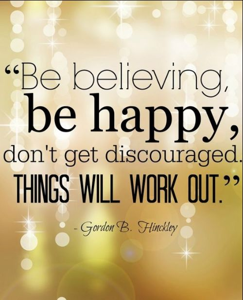 trust and believe quotes