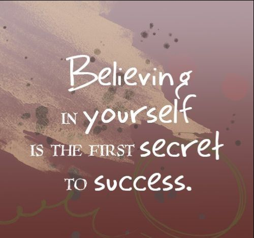 believe yourself quotes