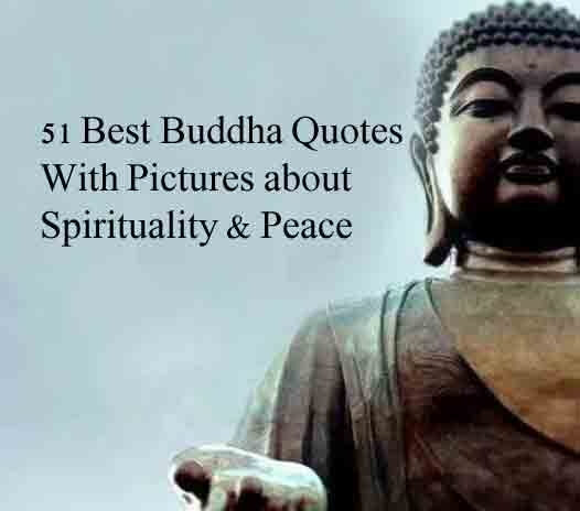 God Buddha Quotes In Hindi: 51 Best Buddha Quotes With Pictures About Spirituality & Peace