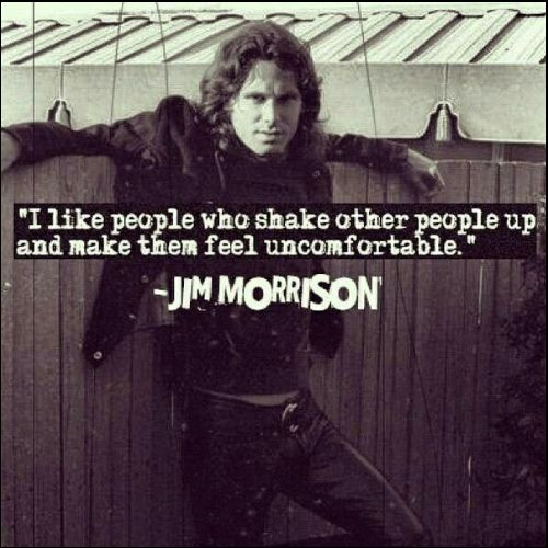 jim morrison astrology quote