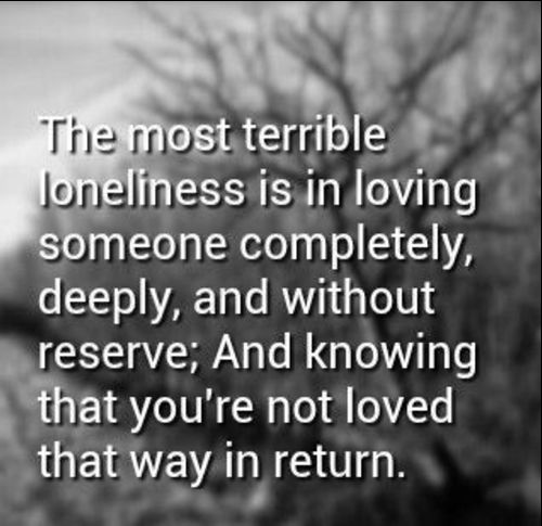 loneliness good night quotes