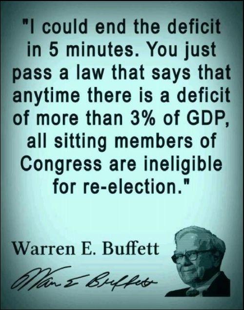 warren buffett quotes on saving