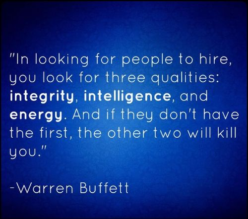 warren buffett quotes on risk