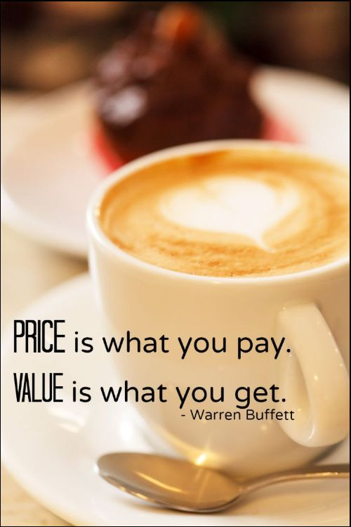 warren buffett quotes be greedy