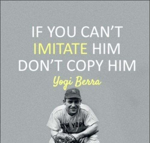 yogi berra quotes on death