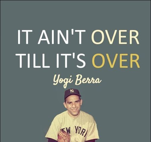 baseball quotes yogi berra