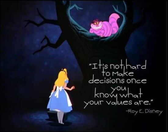 alice in wonderland quotes disney