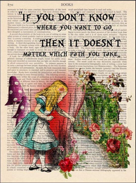 alice in wonderland adventure quotes