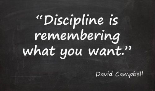 quotes about self-discipline