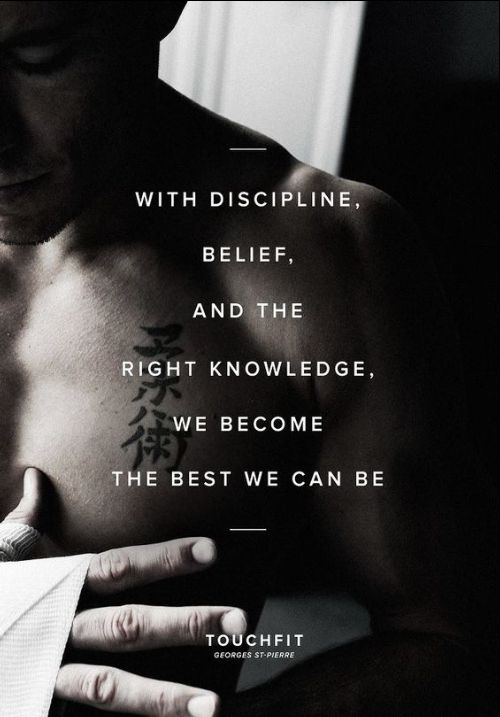 quotes about self control and discipline