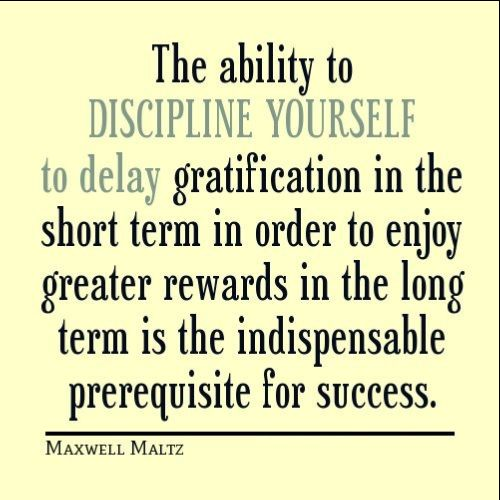 discipline quotes for students
