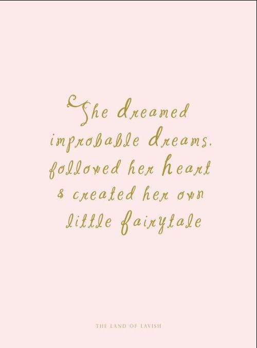 dream quotes about life