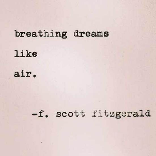 famous dream quotes