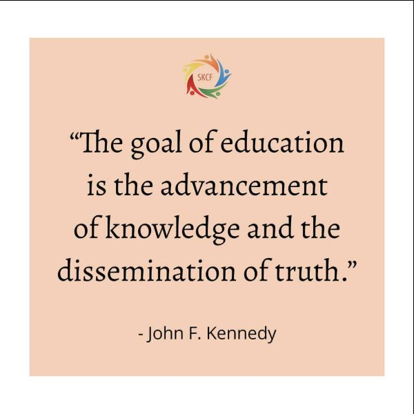 education quotes john f kennedy