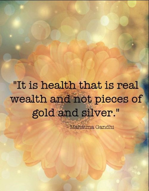 healthy food quotes