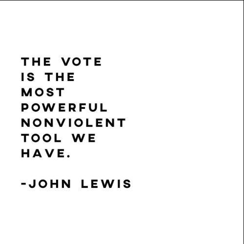 john lewis civil rights movement quotes
