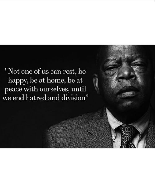 john lewis civil rights quotes