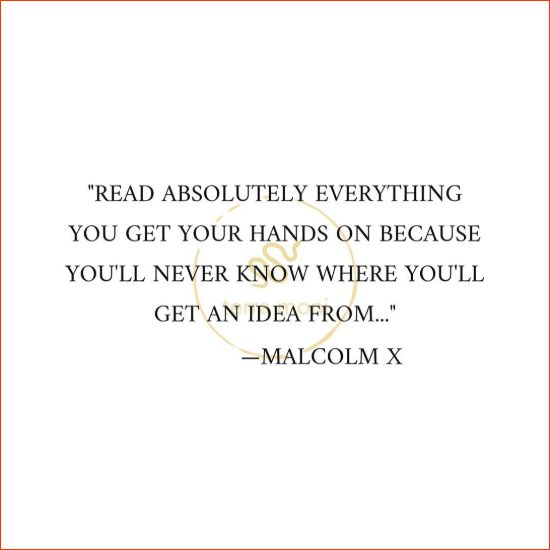 malcolm x quotes