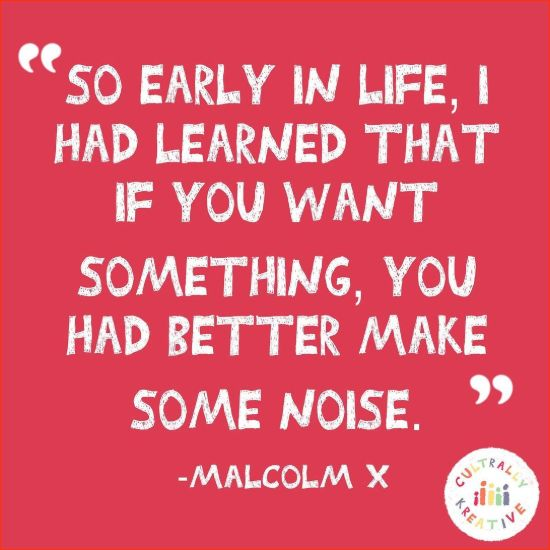 malcolm x quotes on education