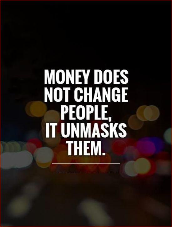 short money quotes