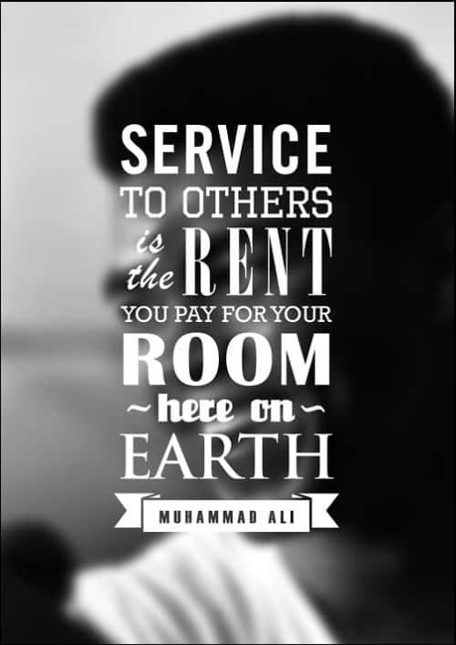 famous muhammad ali quotes