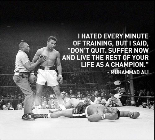 inspirational quotes from muhammad ali