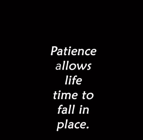 patience quotes with images