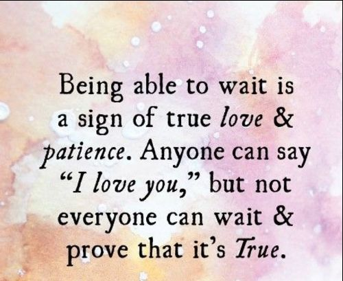 patience deep quotes