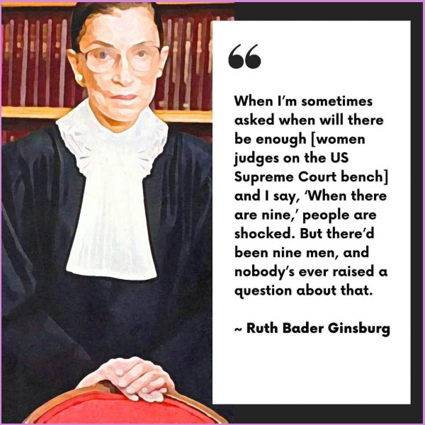 ruth bader ginsburg quotes women's rights
