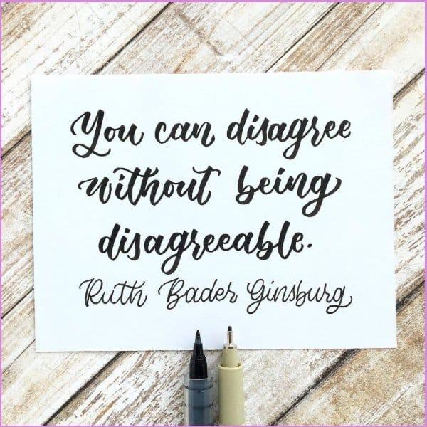 ruth bader ginsburg motivational quotes