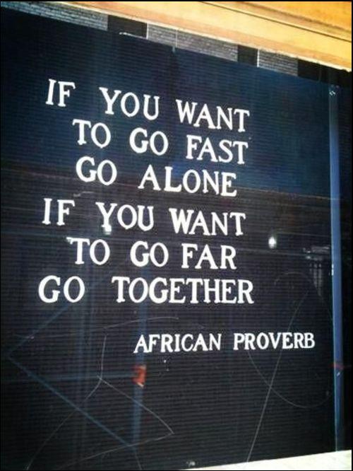 teamwork vs individual work quotes