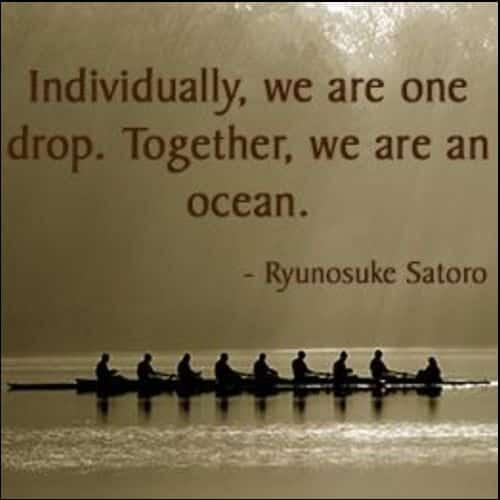 team work appreciation quotes