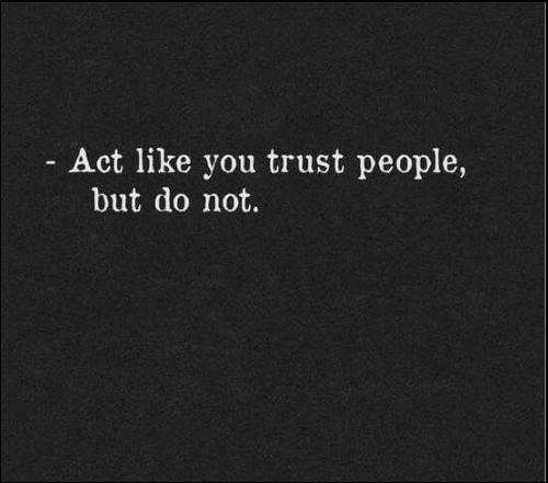 will trust you quotes