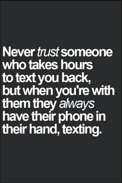 quotes trust and betrayal