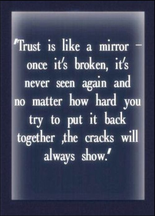 trust quotes husband wife