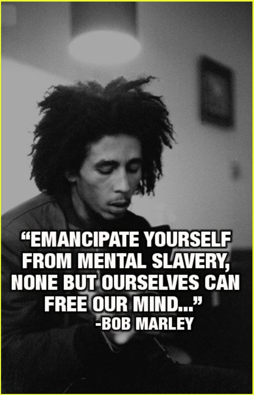 bob marley quotes about friends