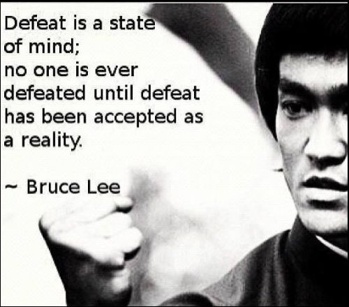 bruce lee quotes water
