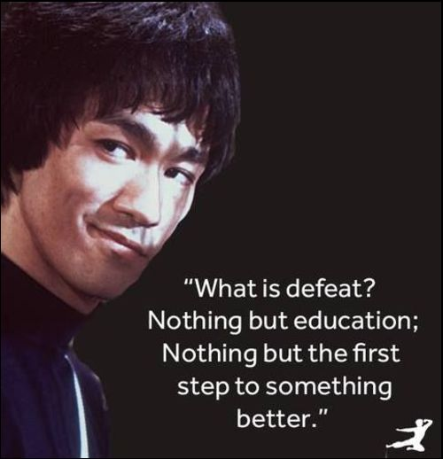 bruce lee love quotes