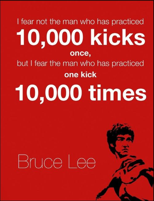 bruce lee quotes limits