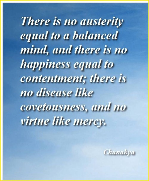 chanakya quotes about relationship