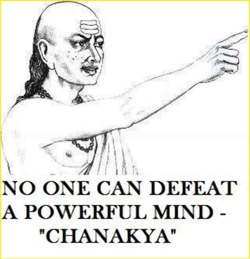 chanakya quotes on diplomacy