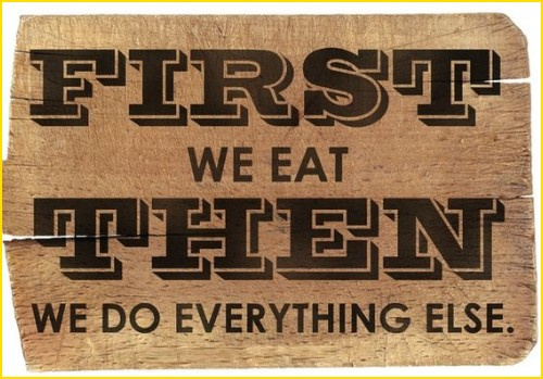 food quotes dp