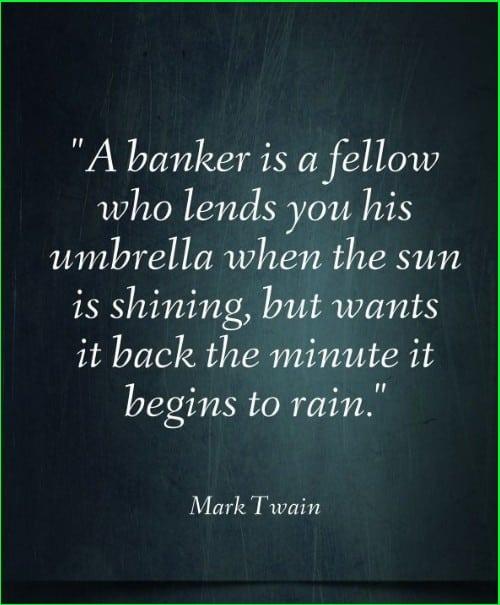 mark twain quotes buy land
