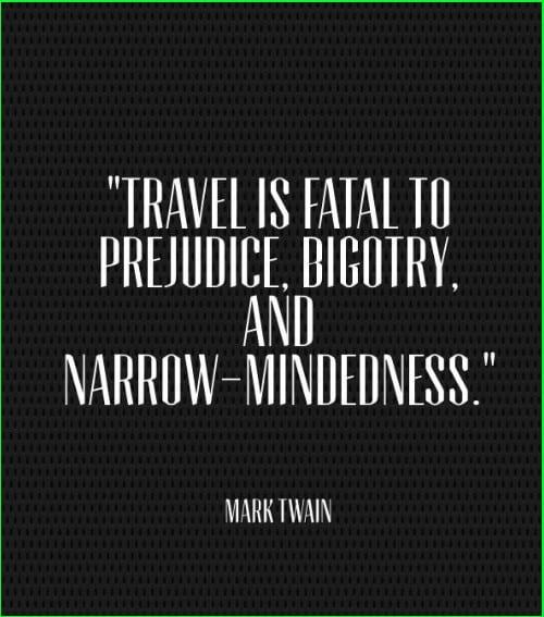 mark twain quotes travel
