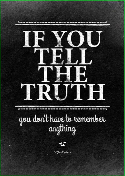 mark twain quotes truth