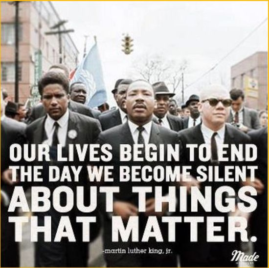 martin luther king quotes on injustice