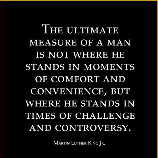 martin luther king inspirational quotes