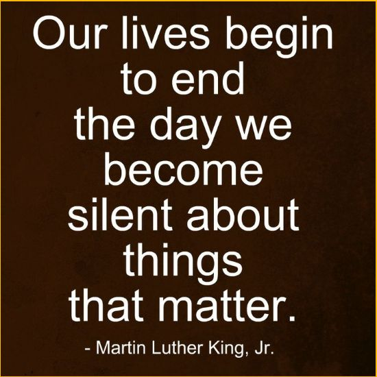 quotes by martin luther king