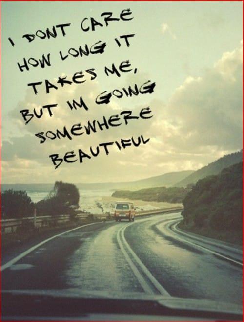 travel quotes journey