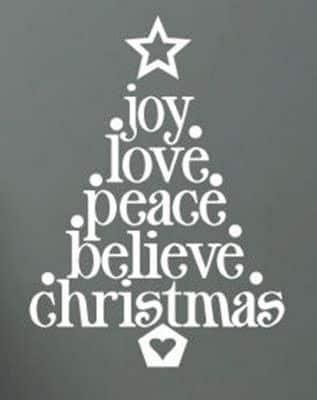 christmas wishes christian